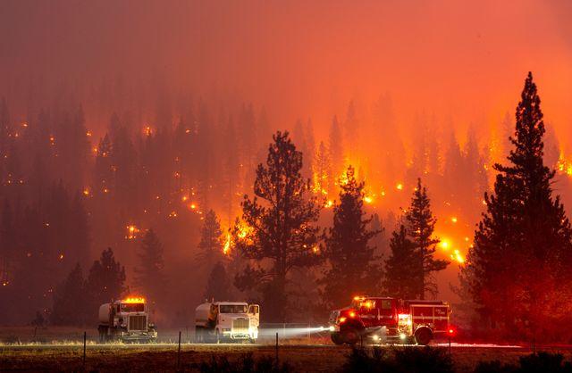 topshot us california fire wildfire