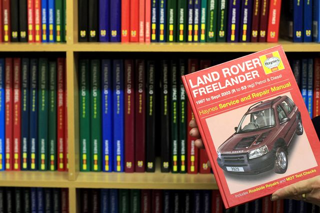 haynes the iconic repair manual publishers celebrate their 50th anniversary