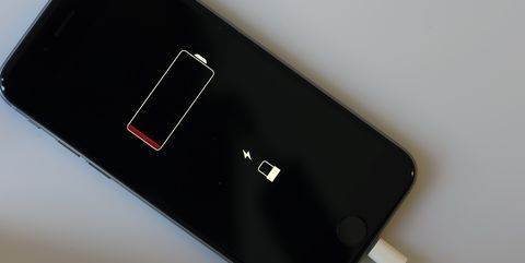 Iphone Battery : Illustration