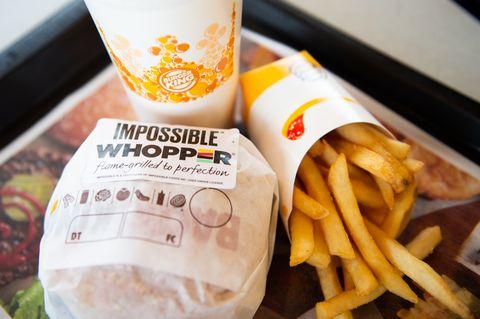 Burger King Is Launching a Vegan Whopper