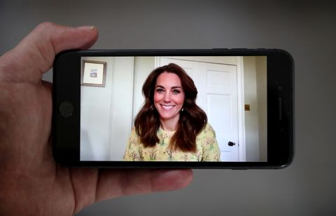 """the duchess of cambridge launches community photography project """"hold still"""""""