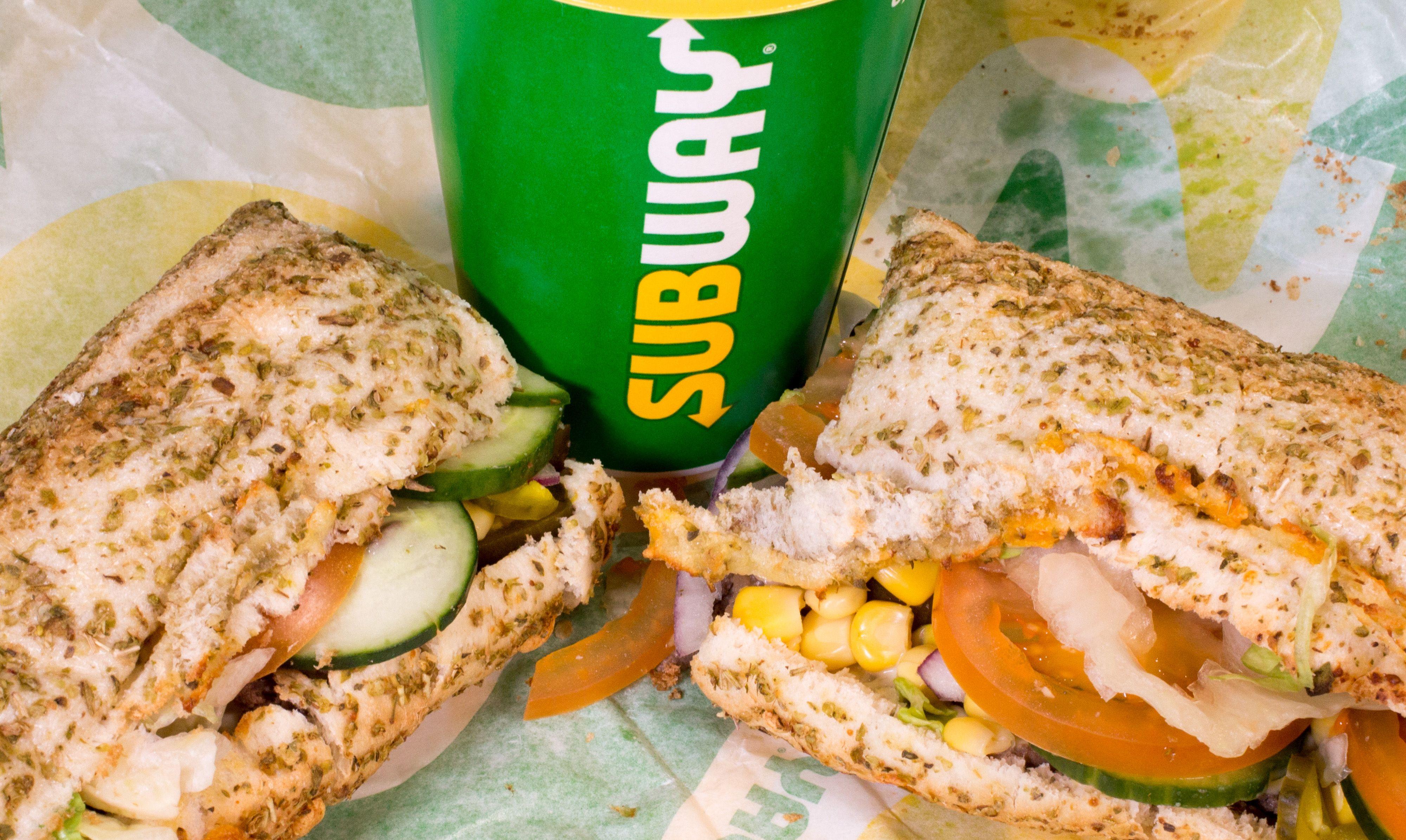 How To Eat Vegan At Subway - Subway