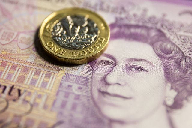 in this photo illustration the bank of england twenty pounds