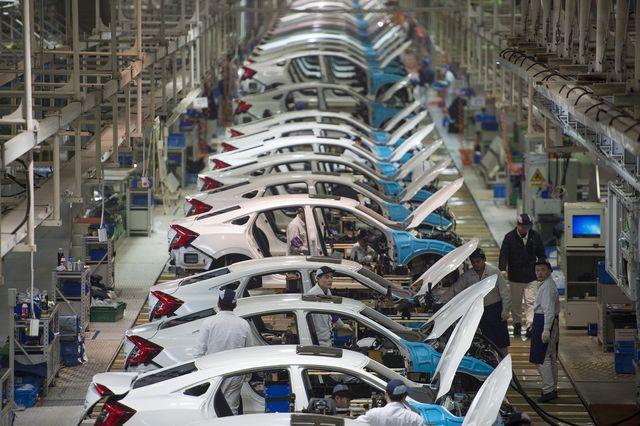 china economy auto