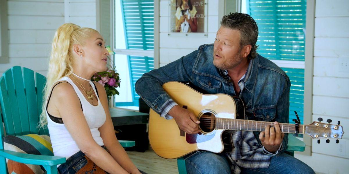 Inside Blake Shelton and Gwen Stefani's Intimate Fourth of ...