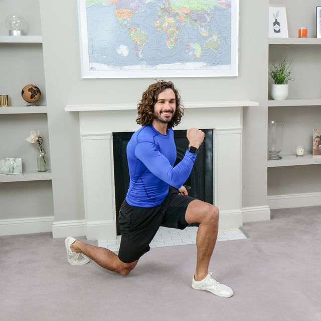 joe wicks home workout motivation