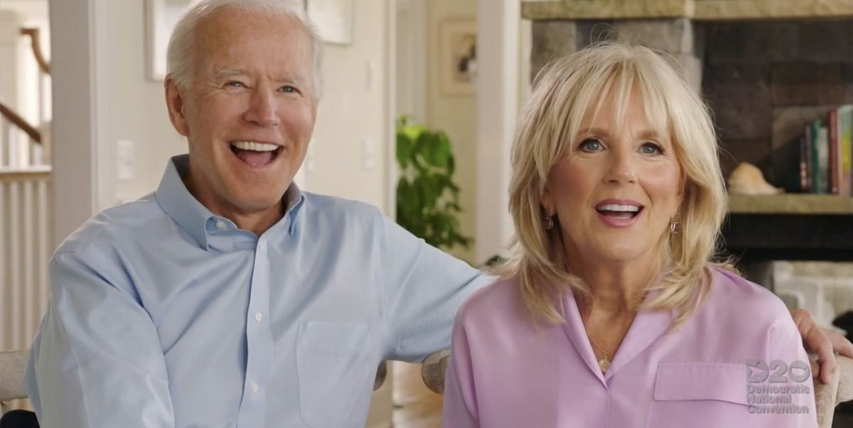 Dr. Jill Biden Will Make History as the First FLOTUS With a Full-Time Teaching Job