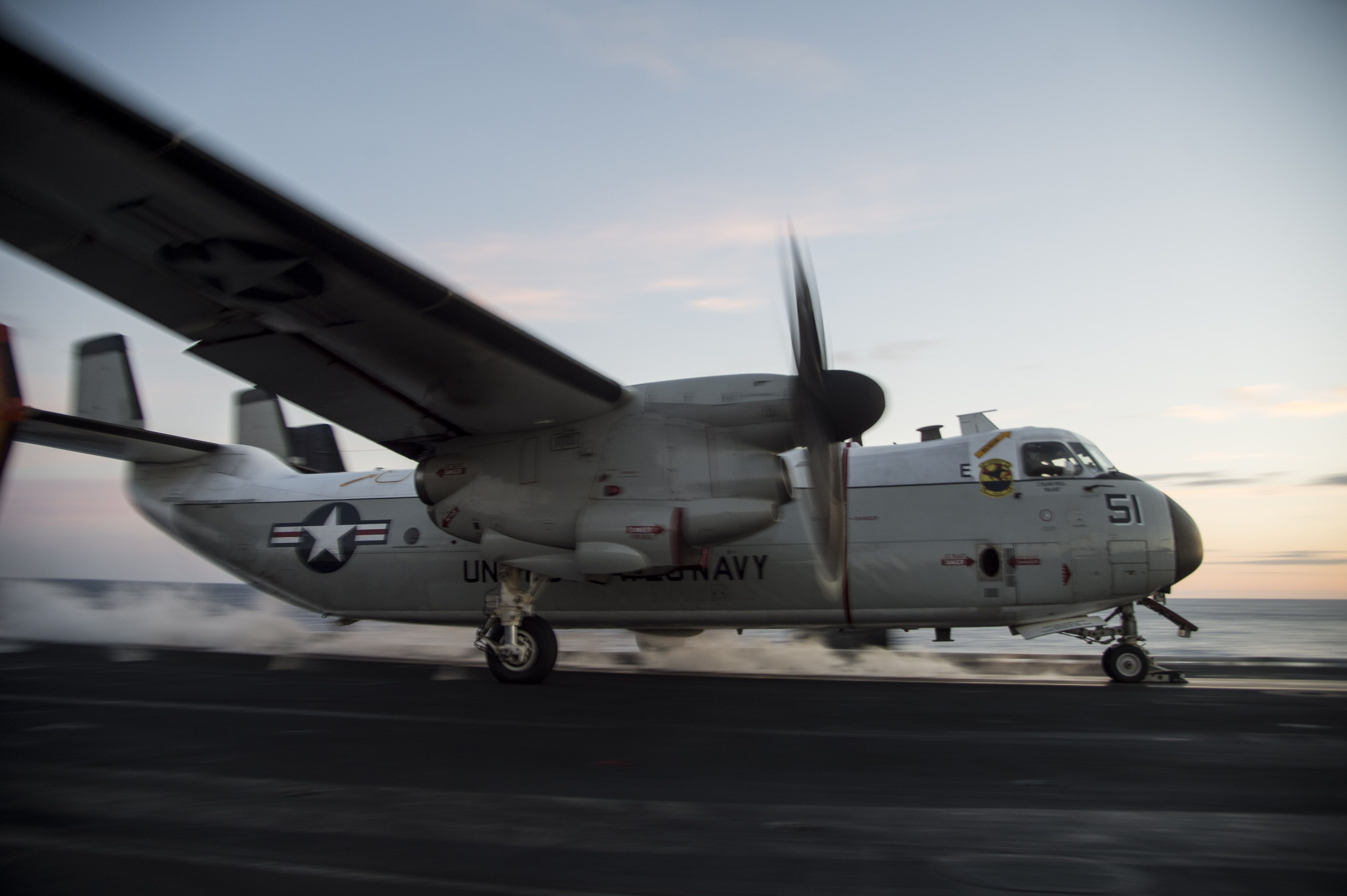 Navy Recovers Lost Aircraft From Three Miles Below the Ocean's Surface