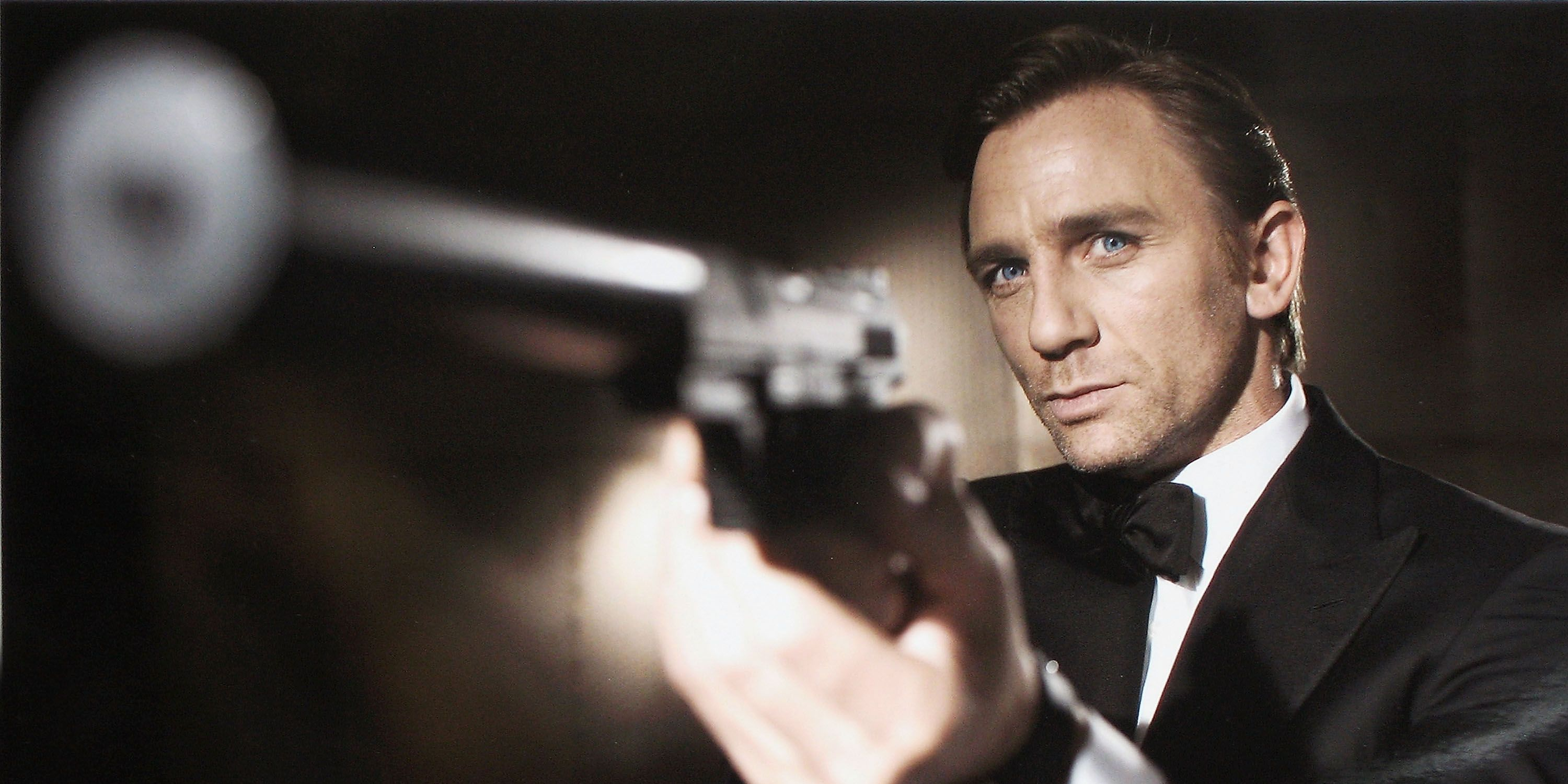 New 'Casino Royale' James Bond Is Unveiled