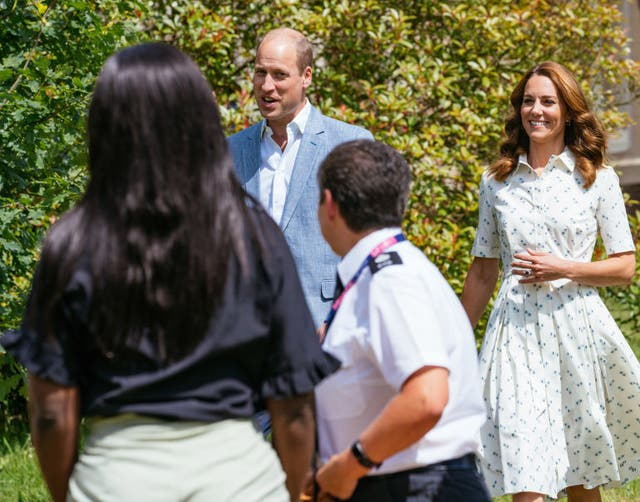 royal foundation announces £18 million fund to support frontline workers and the nation's mental health