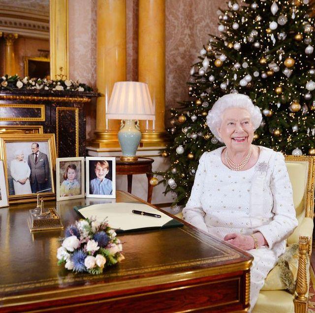 エリザベス女王 クリスマス