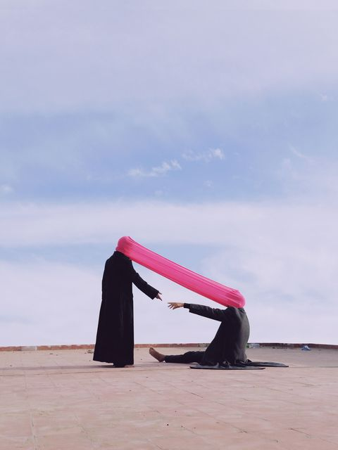 in touch, ismail zaidy,  l4artiste, marocco, marrakech, photo fashion