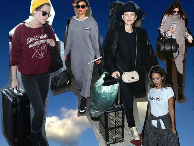 In viaggio con stile: come vestirsi in aereo o in treno