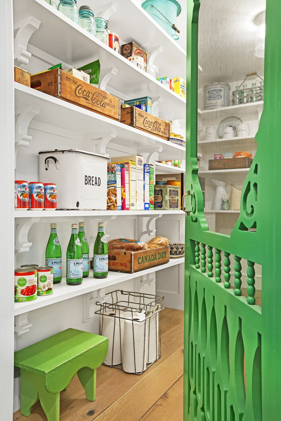 are pantry target used all from amazon and organization products