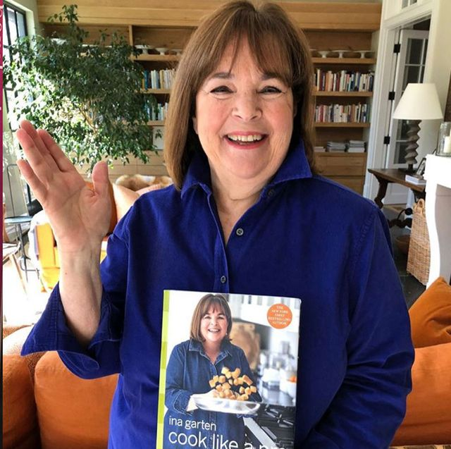 A Guide To All 11 Of Ina Gartens Cookbooks Barefoot Contessa