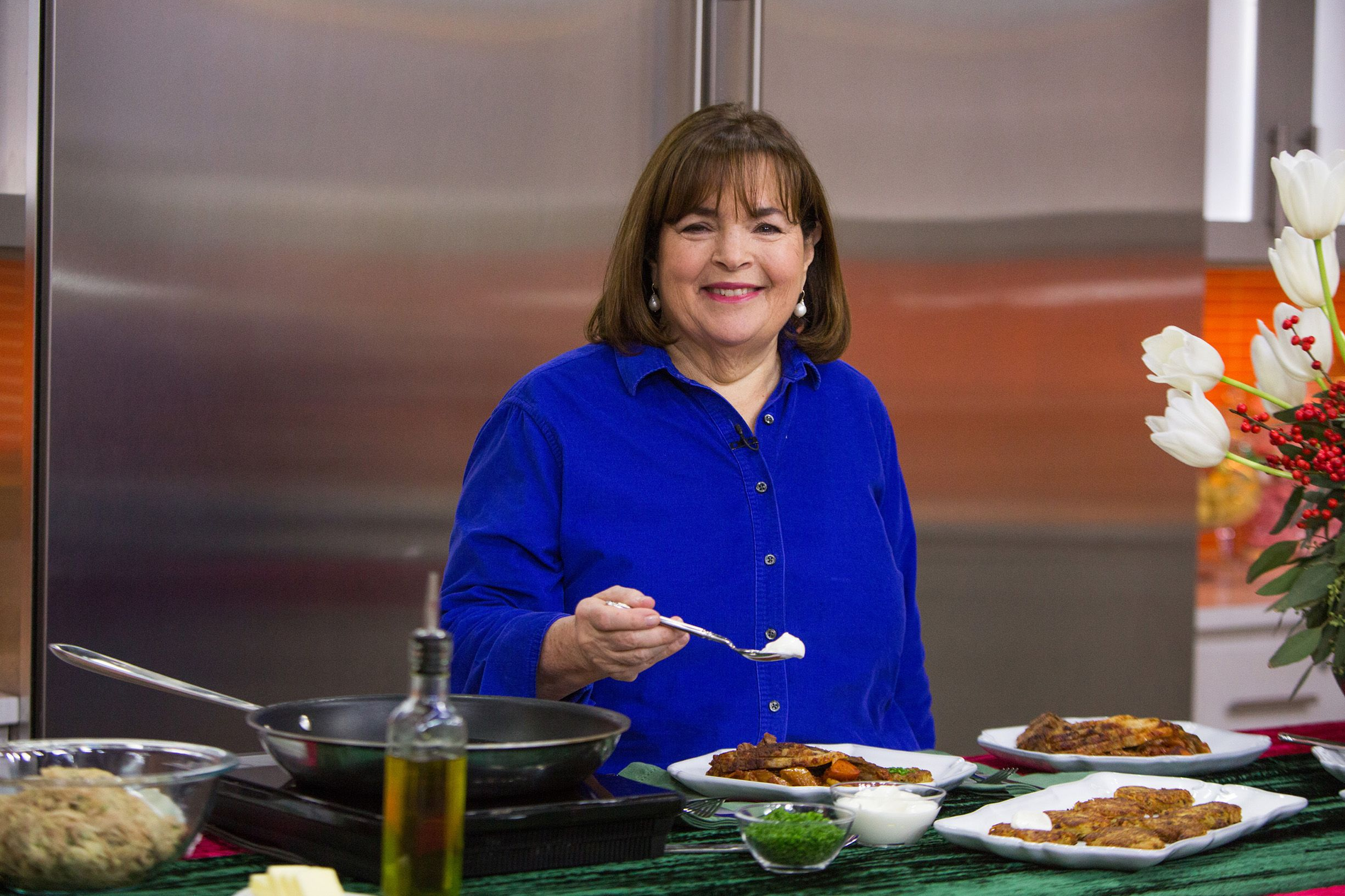 Ina Garten Barefoot Contessa Meaning Why Is Called The
