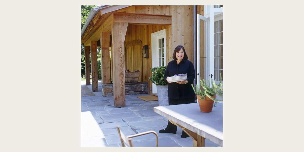 "Ina Garten Takes Us Inside Her Barn Kitchen: ""It's Just Beyond My Wildest Dreams"""