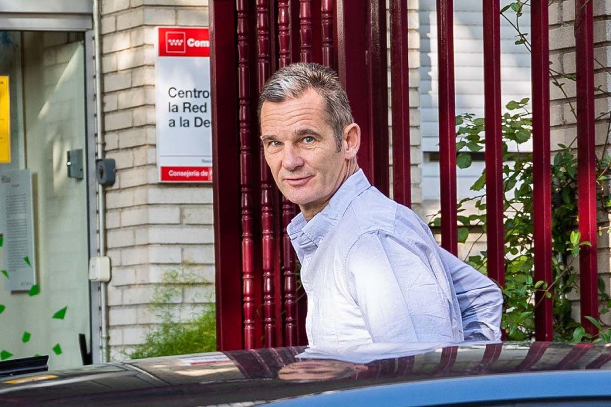 Iñaki Urdangarin sale de la cárcel para hacer un voluntariado