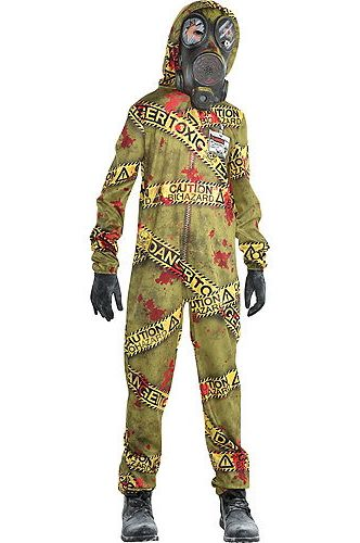 inappropriate halloween costumes for kids quarantine zombie