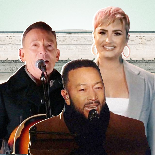 Celebrating America Recap Best Moments From The Inauguration 2021 Concert