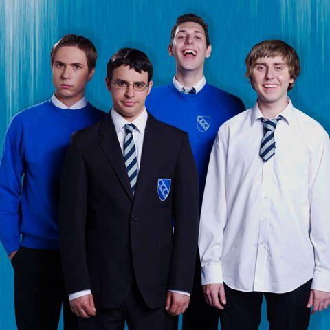 blake harrison, simon bird, joe thomas, james buckley, the inbetweeners fwends reunited, 10th anniversary special