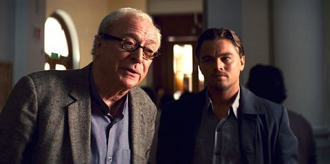 Was The Inception Ending A Dream Michael Caine Just Ended The Debate About The Final Scene Of Inception