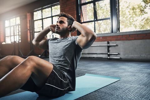 5 Abs Moves That Will Strengthen Your Core and Jack Up Your Heart Rate