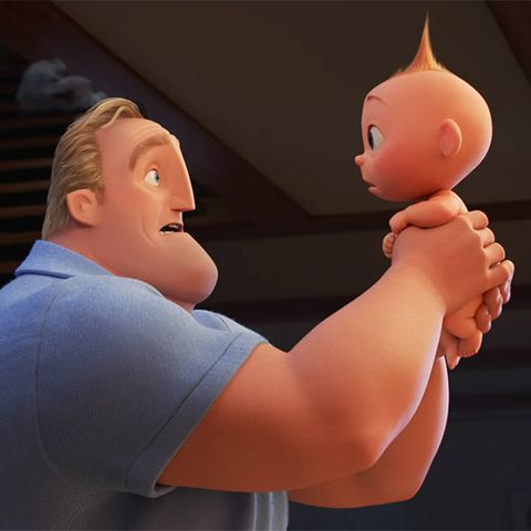 incredibles 2, netflix kids movies