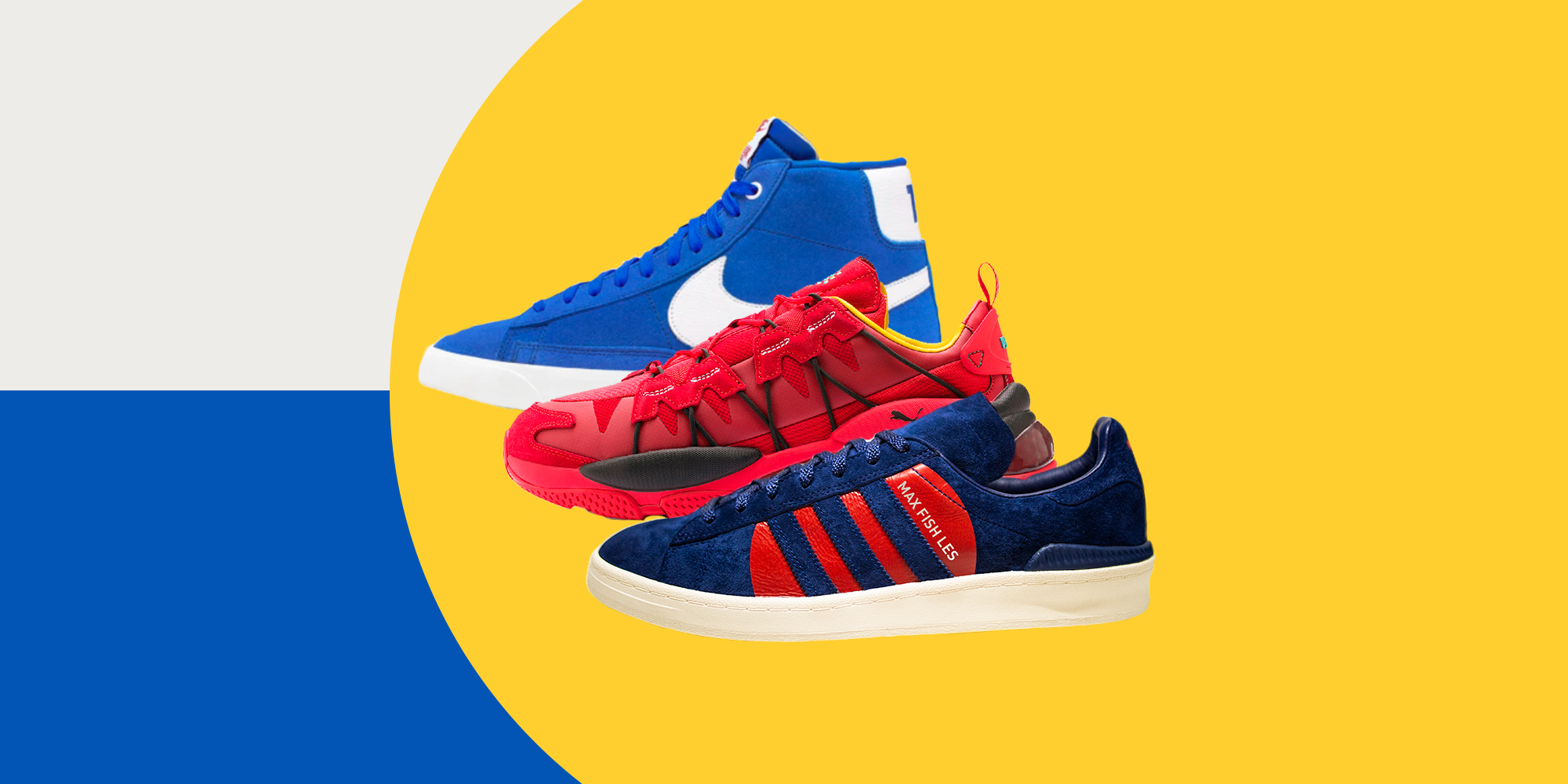 10 Best Sneaker Releases This Week Cool Shoes to Shop Now