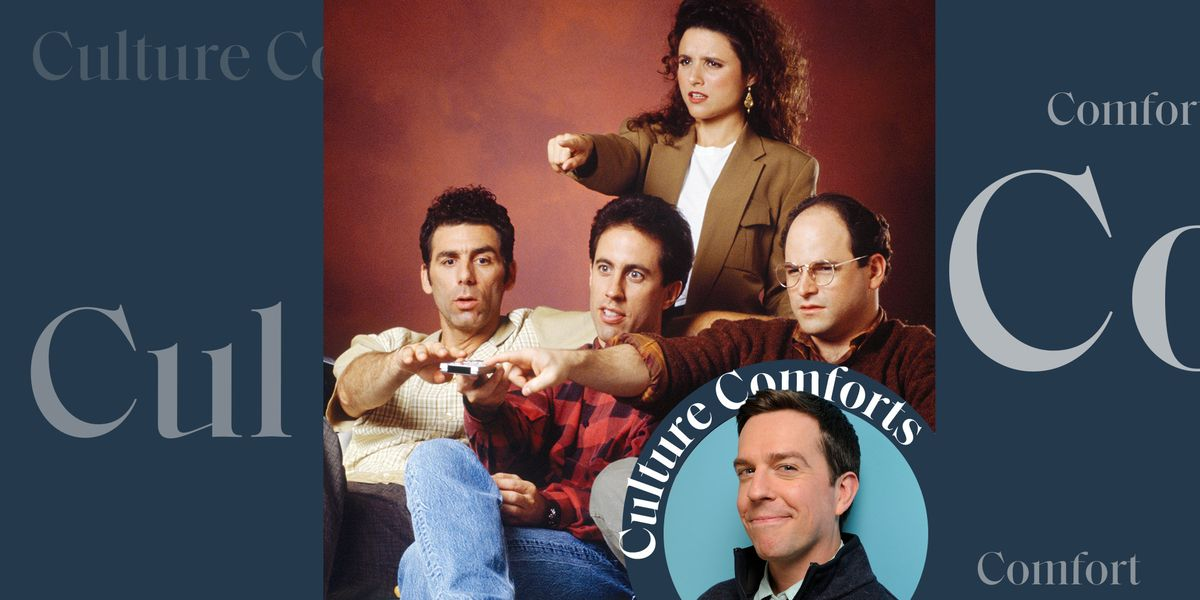 My World Only Makes Sense With <em>Seinfeld</em> In It