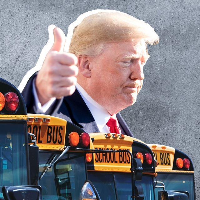 トランプ政権の学校再開案、子どもや教師の感染・犠牲は二の次か?
