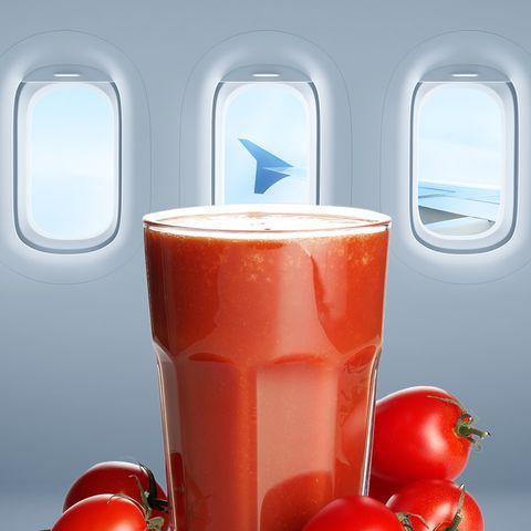 Juice, Tomato juice, Drink, Strawberry juice, Vegetable juice, Food, Smoothie, Non-alcoholic beverage, Cranberry juice, Plant,