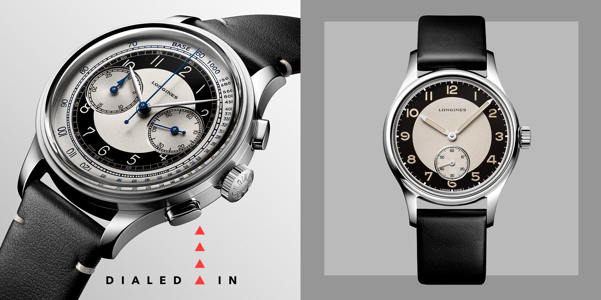 Longines' Newest Releases Are Already Vying for Watch of the Year