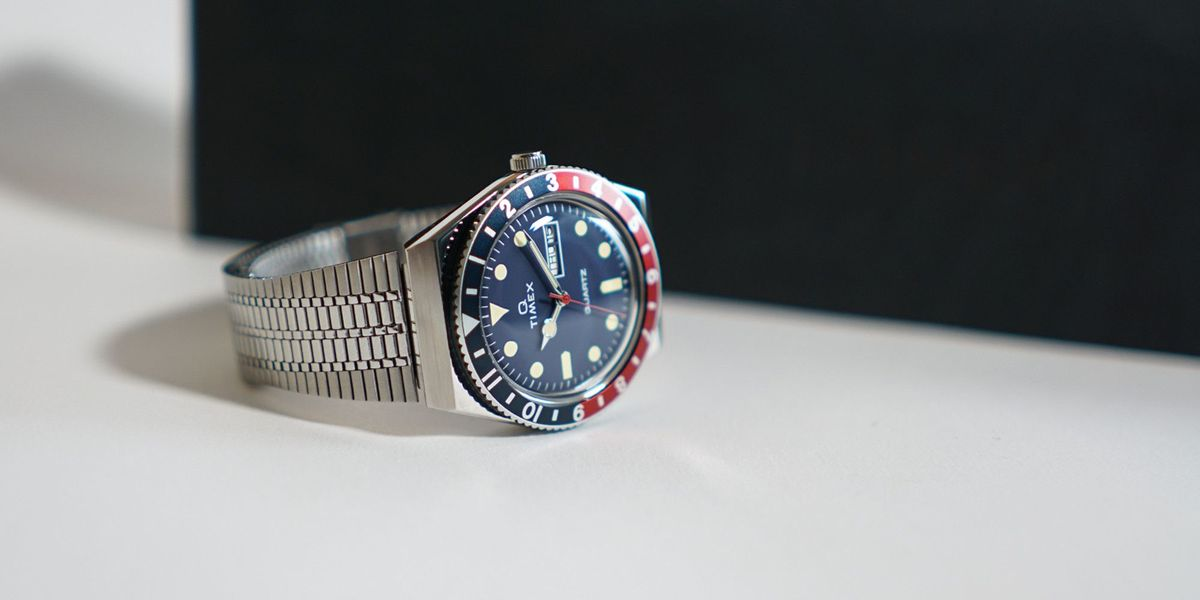 Timex Q Timex Diver Inspired Watch Review And Where To Buy