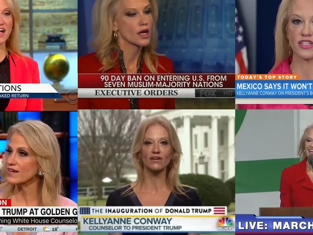 kellyanne conway when the cameras arent rolling - Christmas In Conway Cast
