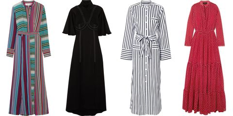 7e5a07a067 Effortless Maxi Dresses You Can Wear From Winter To Spring