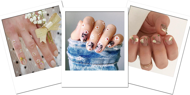 Floral Nail Art Designs Flower Manicure Ideas