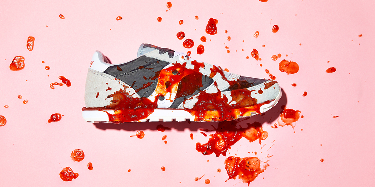 How To Clean Sneakers That Are Absolutely Filthy