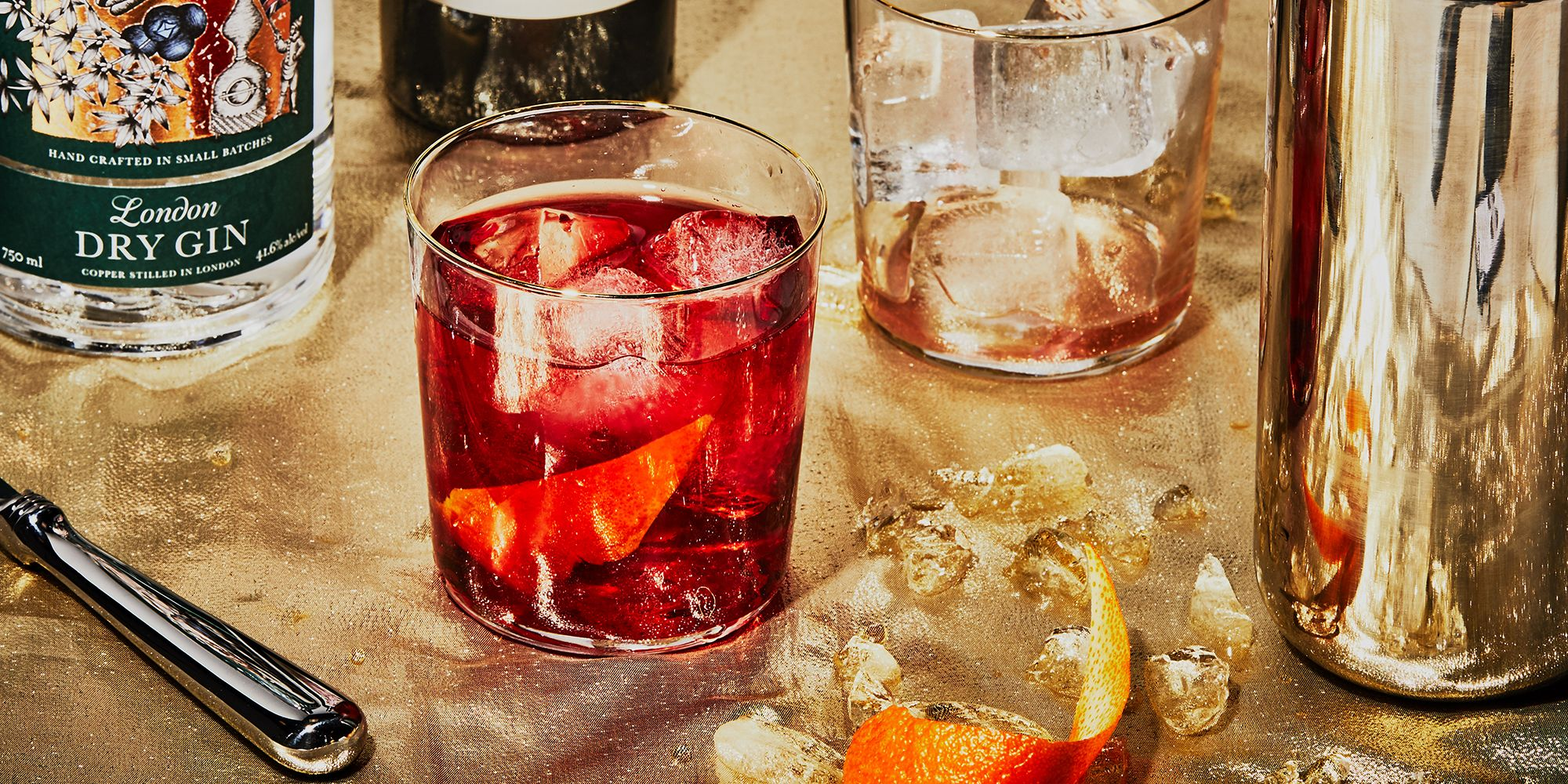 Best Negroni Recipe How To Make The Perfect Negroni