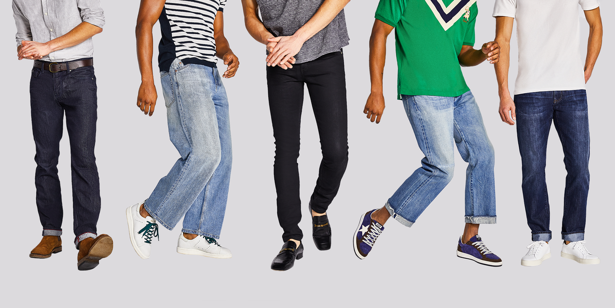 This Is How Your Jeans Should Fit Right Now