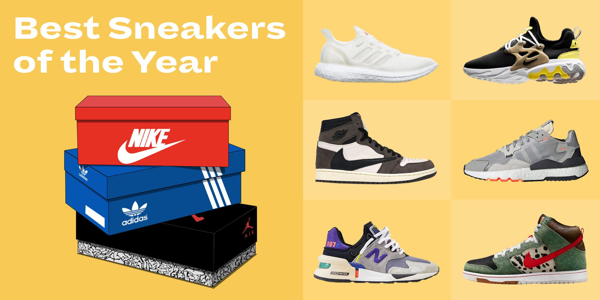 2019 Coolest Sneakers Of 35 Best Men For q435ARjL