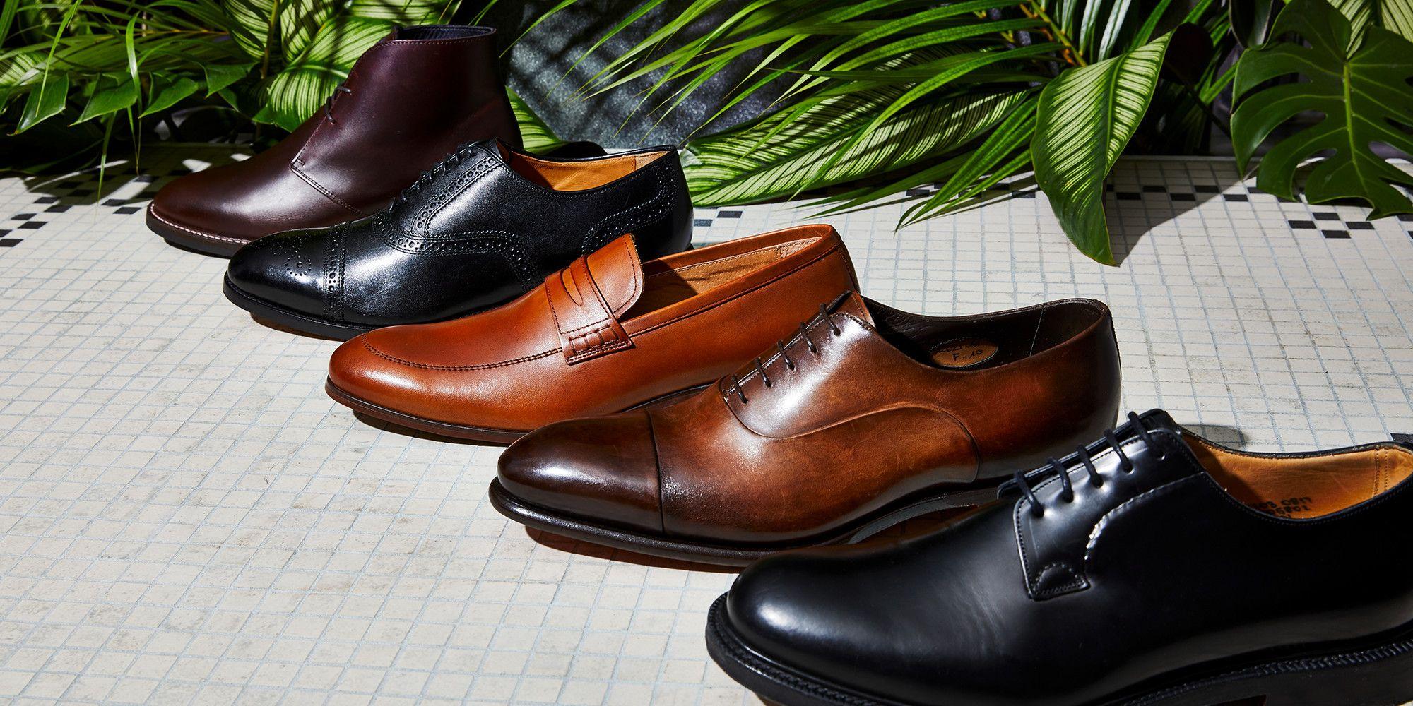 Cara Memilih Men Dress Shoes