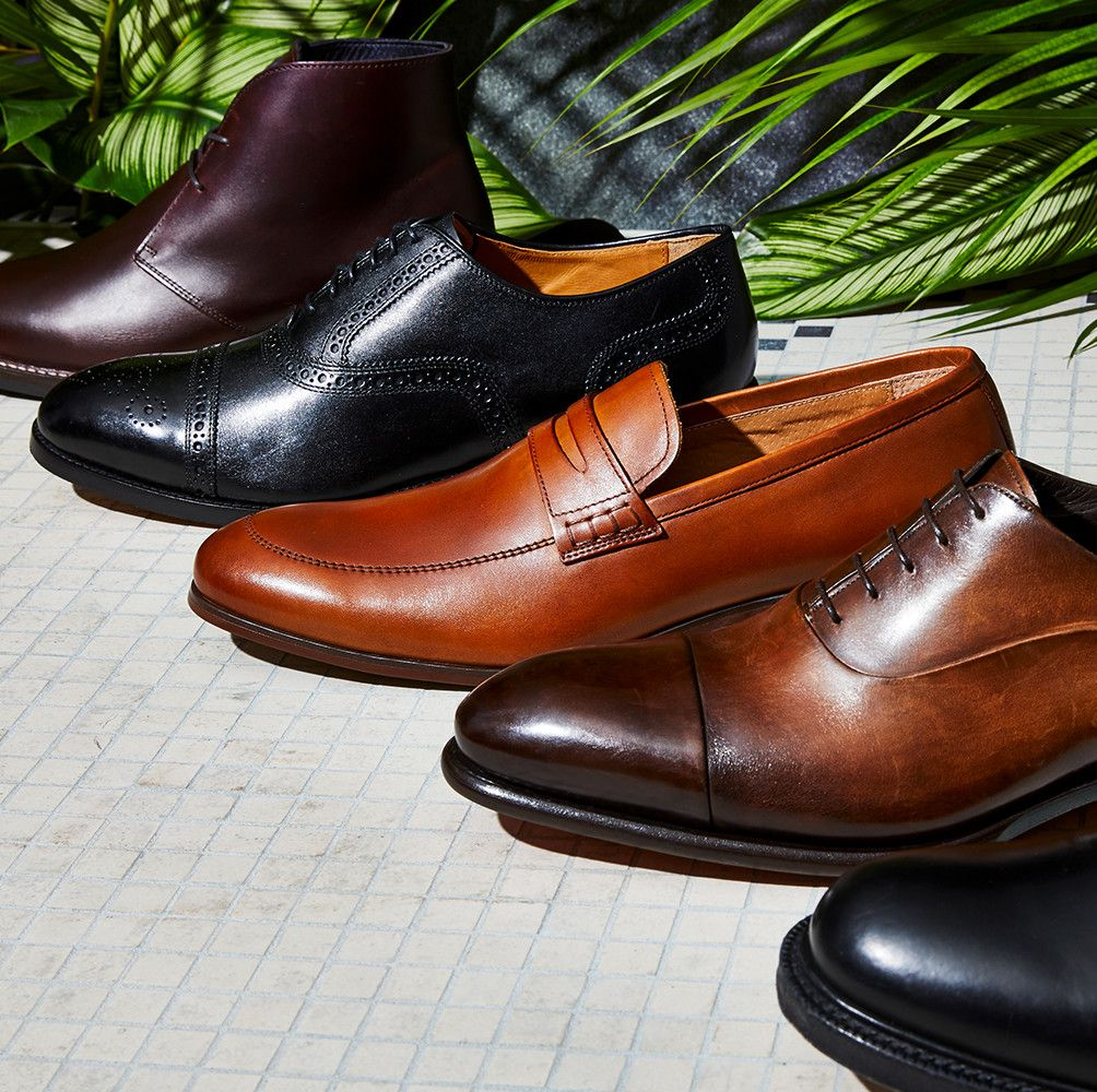 The Five Dress Shoes You Need to Know in 2019