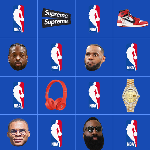 11757ce4bf3 How the NBA's Best-Dressed Players Turned the Tunnel Into a Business