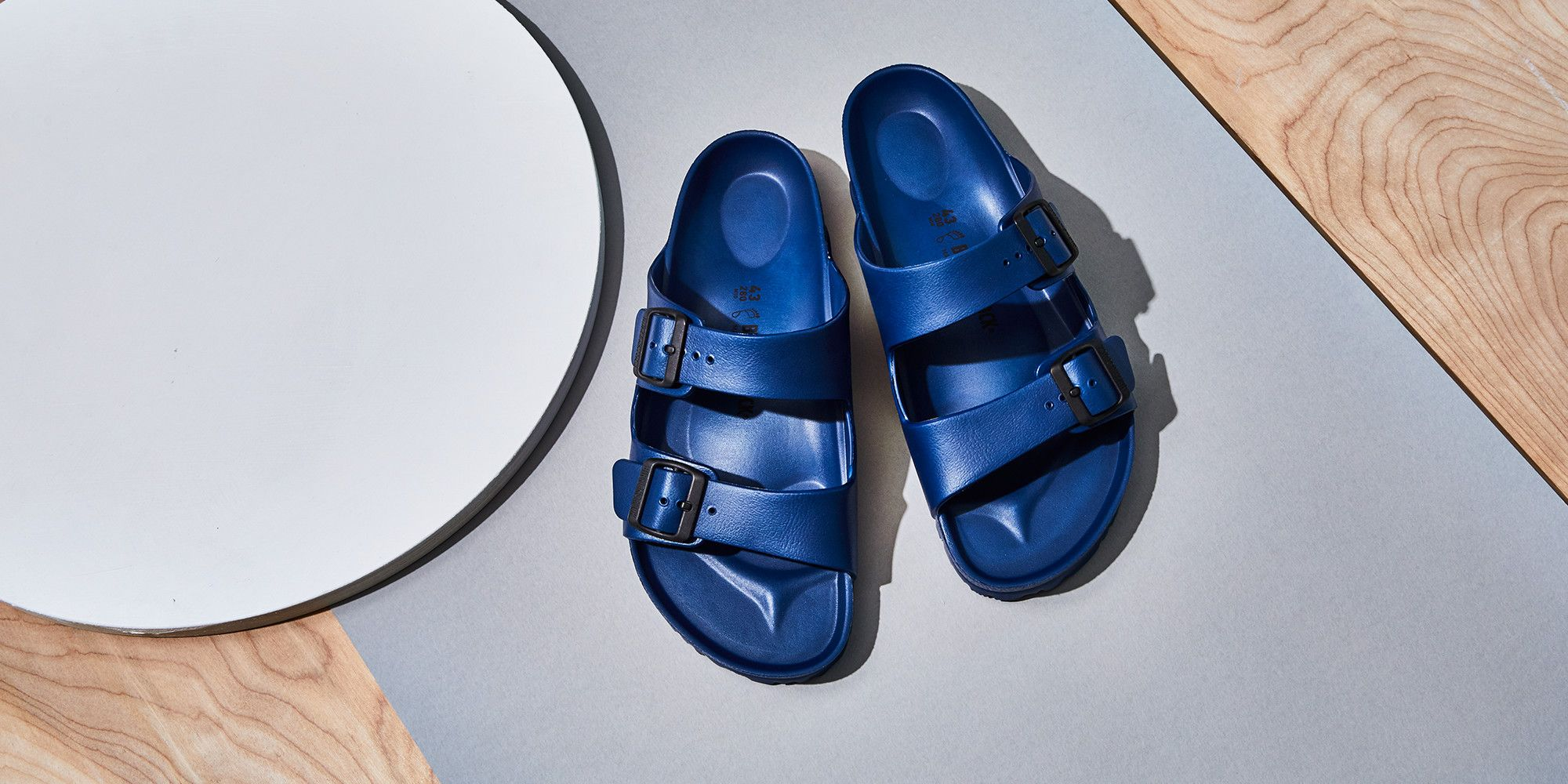 76cb9116d9 The Super-Affordable Birkenstocks You Should Take on Every Summer ...