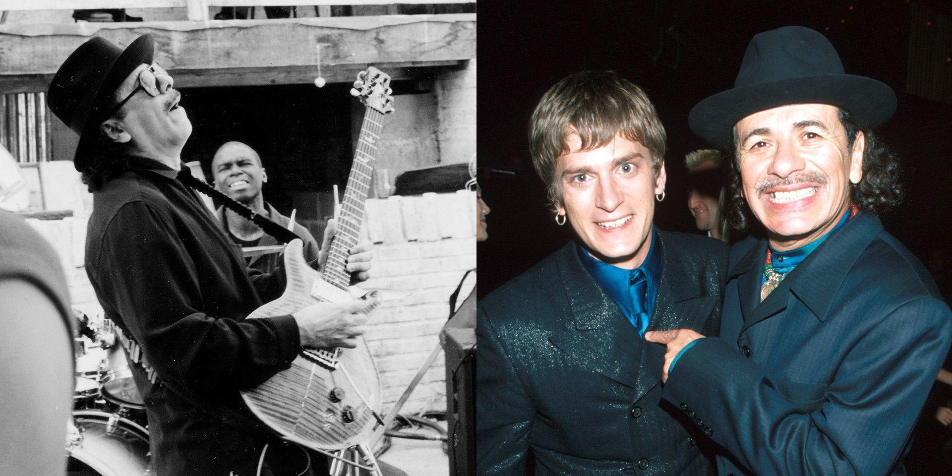 The True Story of Santana and Rob Thomas Song 'Smooth'