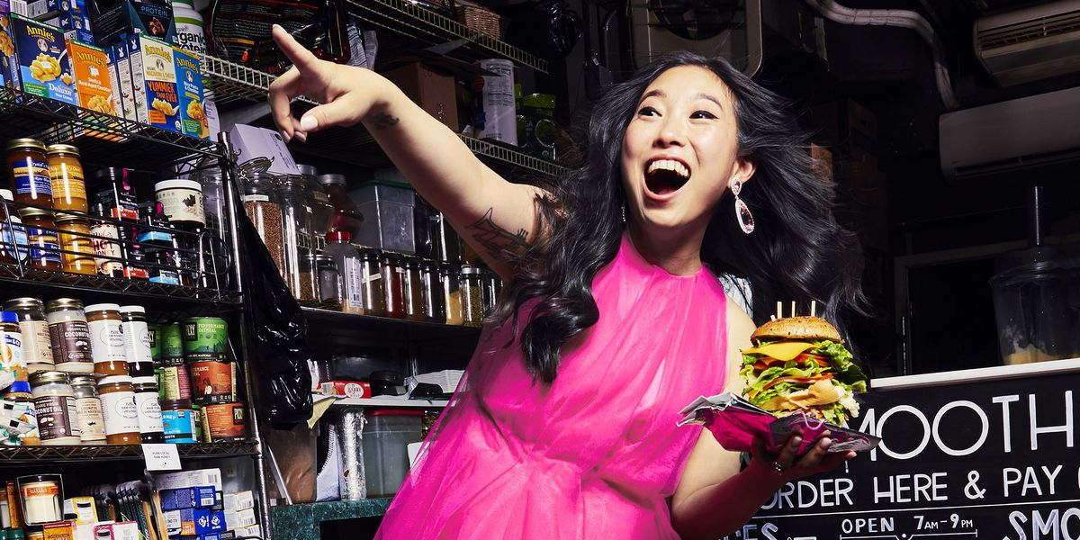 Awkwafina Is a One-Woman Revolution