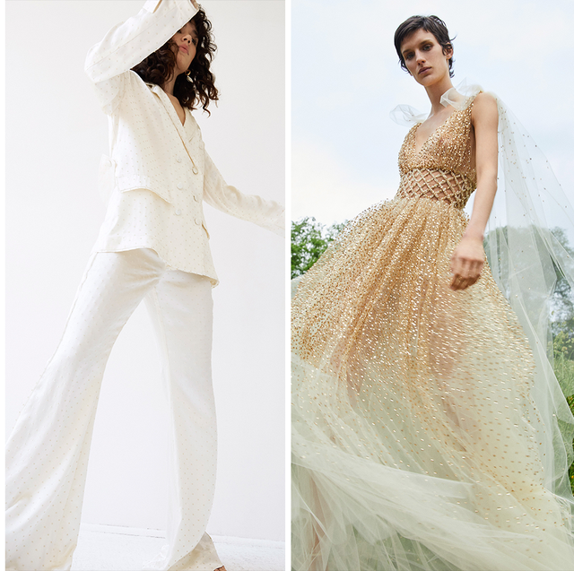 The 16 Wedding Dress Trends Of 2020