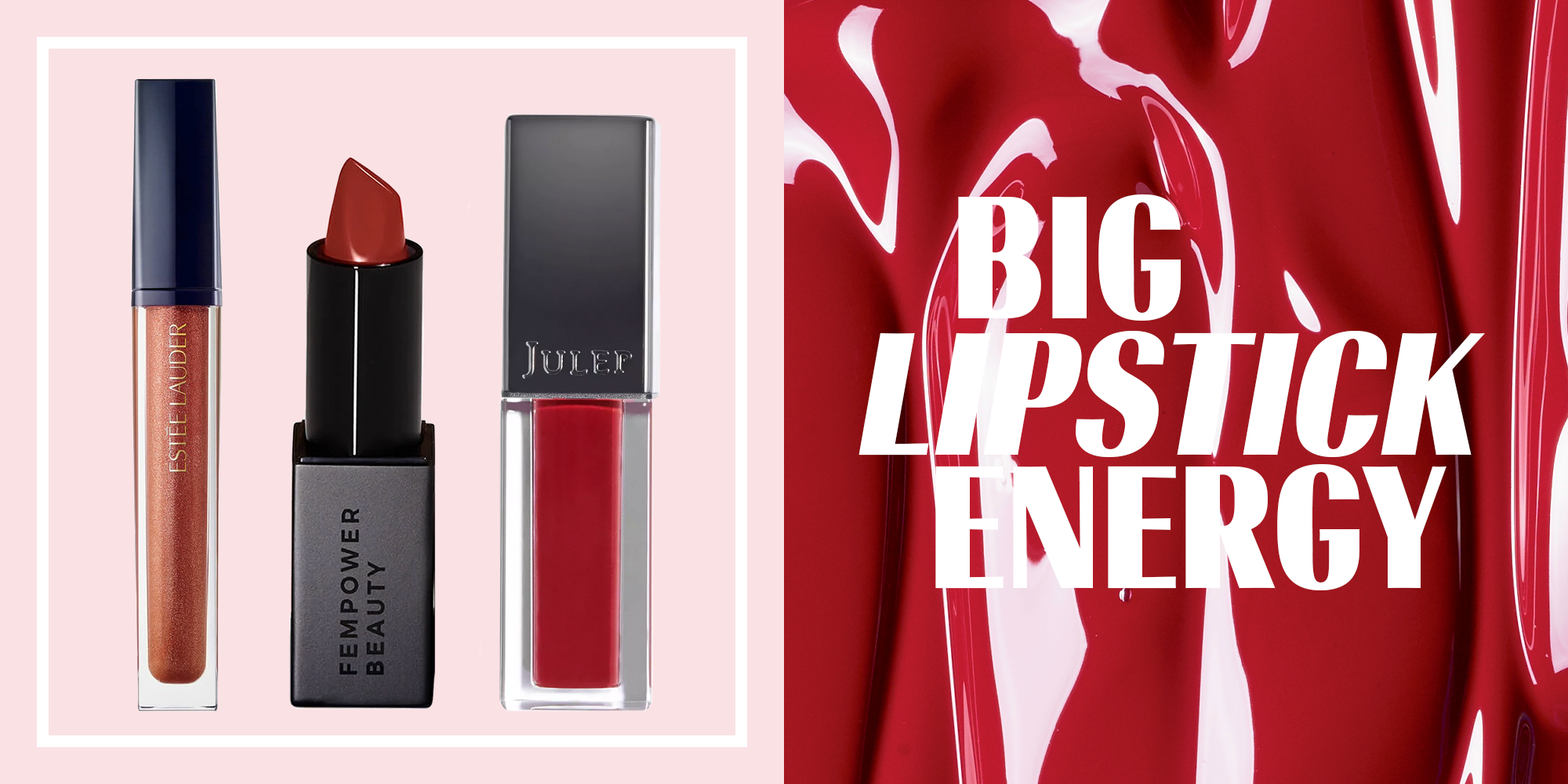 #BigLipstickEnergy: The 3 Lip Products I'm Obsessed With Right Now