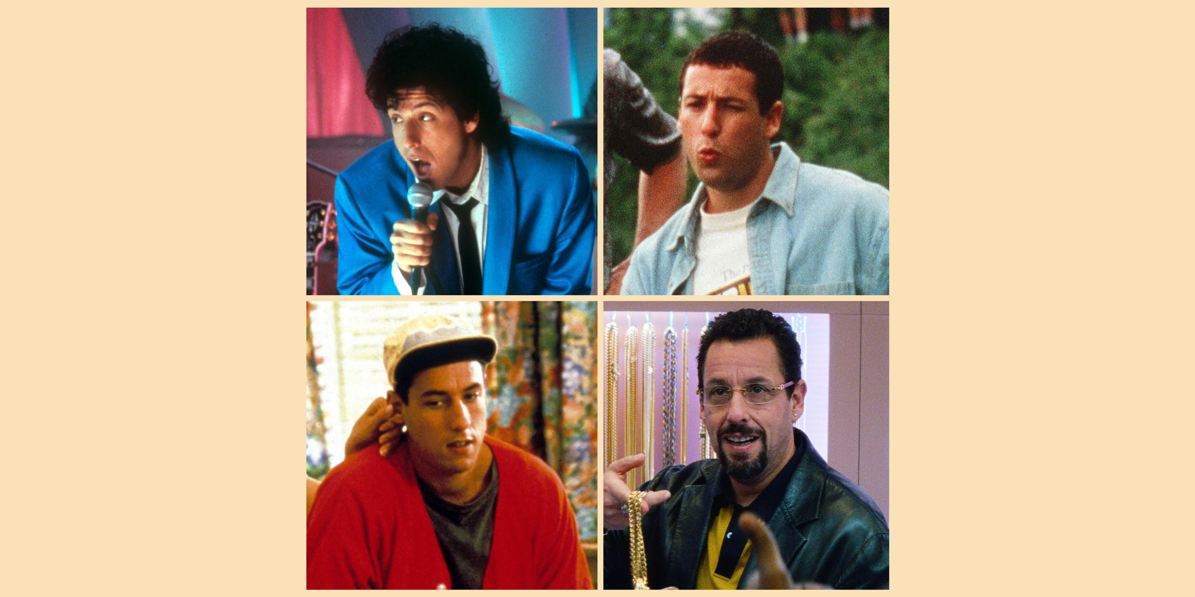 Every Single Adam Sandler Movie, Ranked From Worst to Best